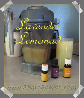 Lavender Lemonade 3339