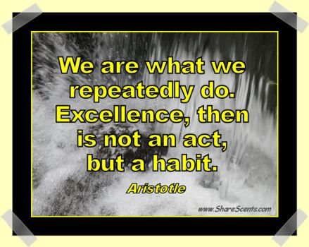 Habits of excellence