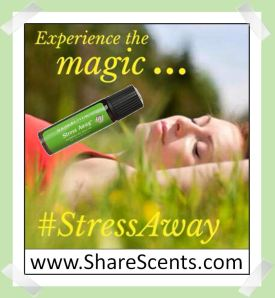 Stress Away magic