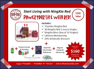 NingXia Starter Kit value
