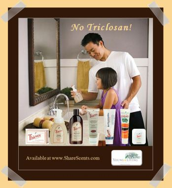Thieves No Triclosan