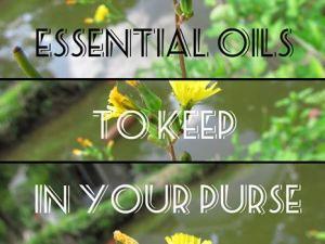 Purse oils